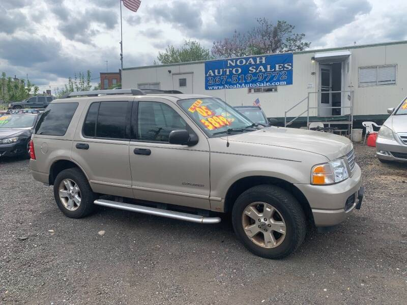 2005 Ford Explorer for sale at Noah Auto Sales in Philadelphia PA