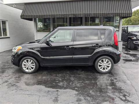 2012 Kia Soul for sale at GAHANNA AUTO SALES in Gahanna OH