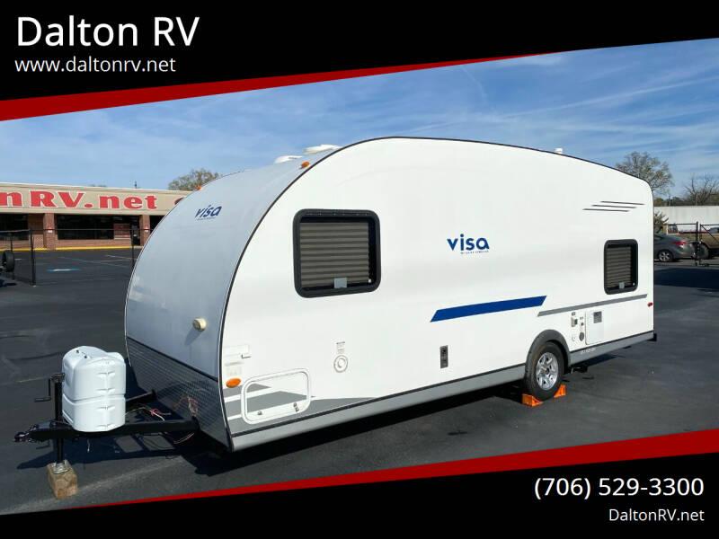 2013 Gulf Stream VISA 19RSD for sale at Dalton RV in Dalton GA