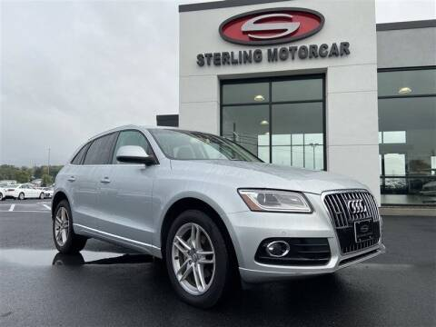 2013 Audi Q5 for sale at Sterling Motorcar in Ephrata PA