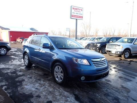 2008 Subaru Tribeca for sale at Marty's Auto Sales in Savage MN