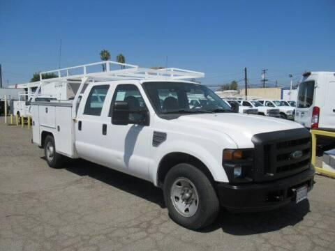 2008 Ford F-250 Super Duty for sale at Atlantis Auto Sales in La Puente CA