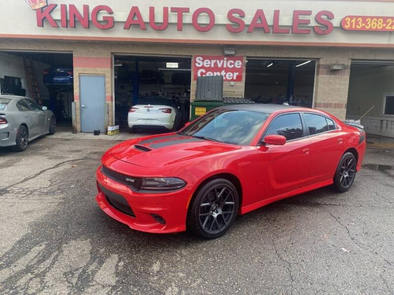 2018 Dodge Charger for sale at KING AUTO SALES  II in Detroit MI