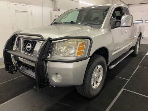 2005 Nissan Titan for sale at TOWNE AUTO BROKERS in Virginia Beach VA