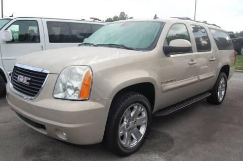 2007 GMC Yukon XL for sale at Modern Motors - Thomasville INC in Thomasville NC