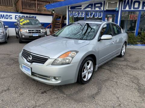 2008 Nissan Altima for sale at Car World Inc in Arlington VA