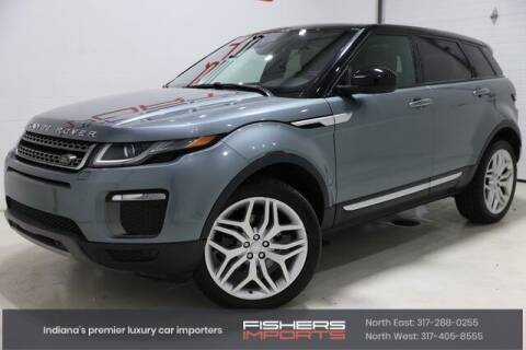 2016 Land Rover Range Rover Evoque for sale at Fishers Imports in Fishers IN