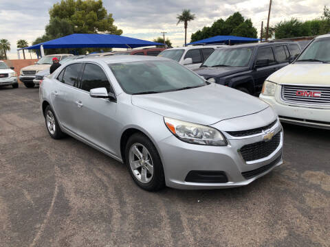 2016 Chevrolet Malibu Limited for sale at Valley Auto Center in Phoenix AZ