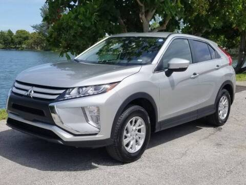 2019 Mitsubishi Eclipse Cross for sale at YOUR BEST DRIVE in Oakland Park FL