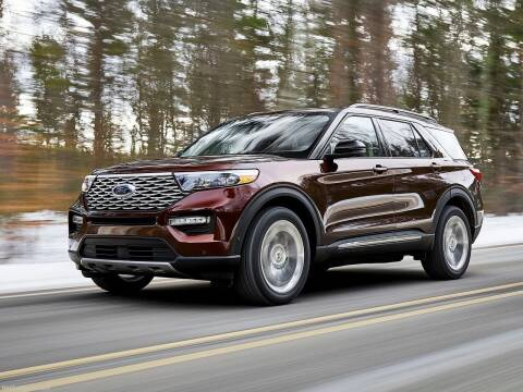 2021 Ford Explorer for sale at Xclusive Auto Leasing NYC in Staten Island NY