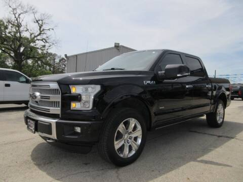 2016 Ford F-150 for sale at Quality Investments in Tyler TX