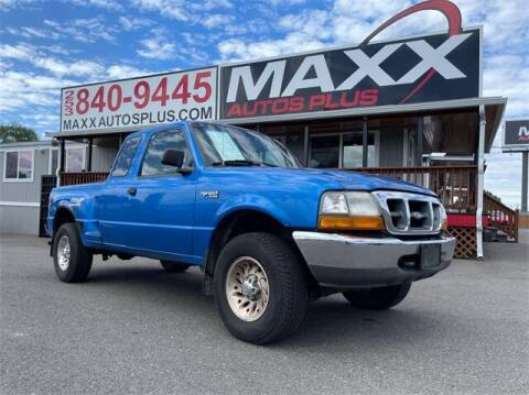 1999 Ford Ranger for sale at Maxx Autos Plus in Puyallup WA