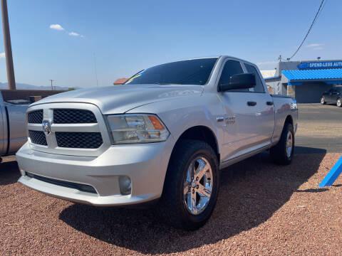 2013 RAM Ram Pickup 1500 for sale at SPEND-LESS AUTO in Kingman AZ