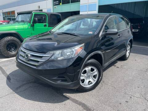 2014 Honda CR-V for sale at Best Auto Group in Chantilly VA