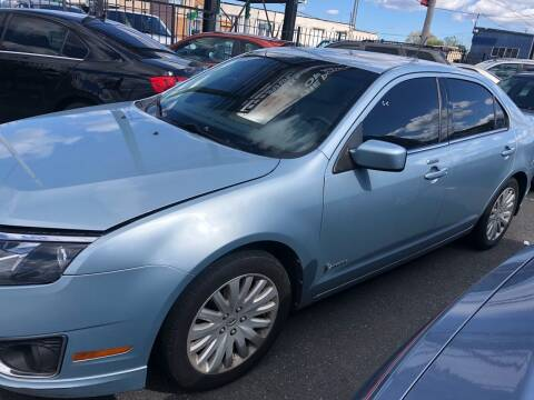 2010 Ford Fusion Hybrid for sale at Debo Bros Auto Sales in Philadelphia PA
