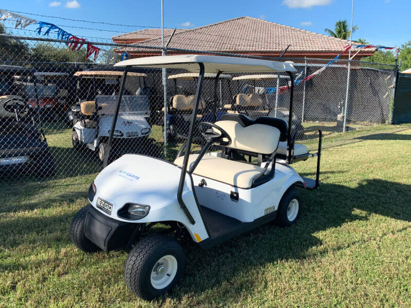 2019 E-Z-GO TXT for sale at Key Carts in Homestead FL