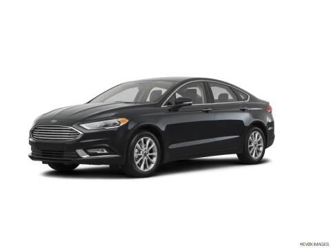 2017 Ford Fusion for sale at Winchester Mitsubishi in Winchester VA