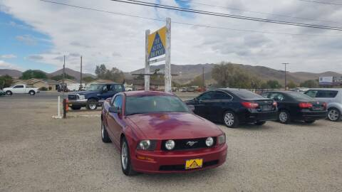2006 Ford Mustang for sale at Auto Depot in Carson City NV