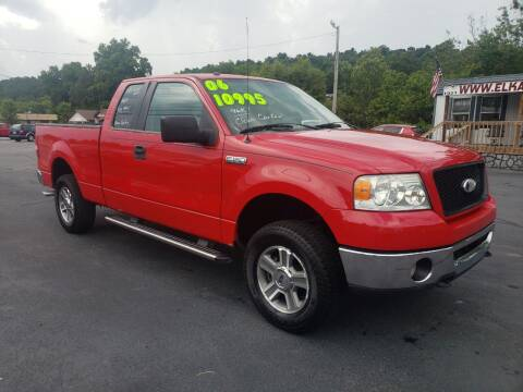 2006 Ford F-150 for sale at Elk Avenue Auto Brokers in Elizabethton TN