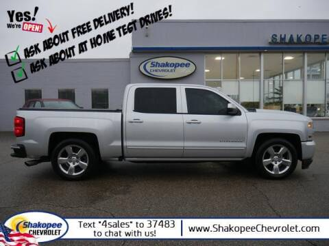2017 Chevrolet Silverado 1500 for sale at SHAKOPEE CHEVROLET in Shakopee MN