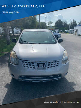 2009 Nissan Rogue for sale at WHEELZ AND DEALZ, LLC in Fort Pierce FL