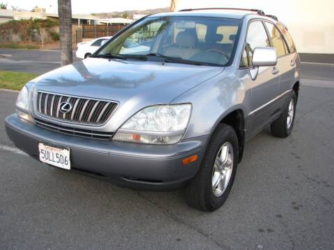 2003 Lexus RX 300 for sale at M&N Auto Service & Sales in El Cajon CA