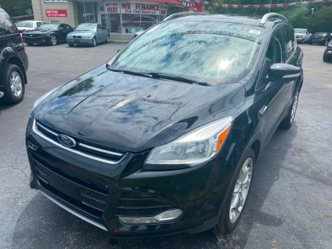 2014 Ford Escape for sale at Right Place Auto Sales in Indianapolis IN