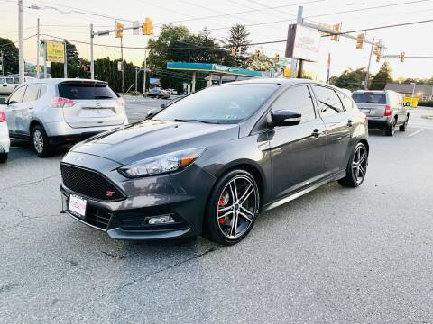 2017 Ford Focus for sale at LotOfAutos in Allentown PA