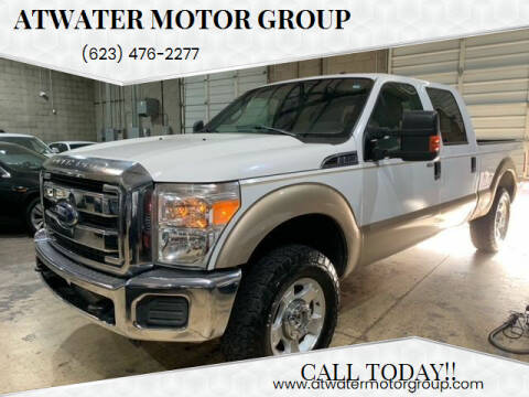 2016 Ford F-250 Super Duty for sale at Atwater Motor Group in Phoenix AZ
