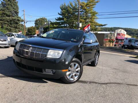 2008 Lincoln MKX for sale at Keystone Auto Center LLC in Allentown PA