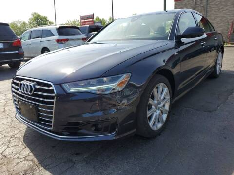2016 Audi A6 for sale at Drive Motor Sales in Ionia MI