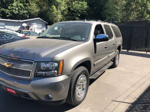 2007 Chevrolet Suburban for sale at C&D Auto Sales Center in Kent WA