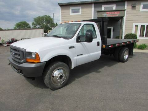 2001 Ford F-450 Super Duty for sale at NorthStar Truck Sales in St Cloud MN