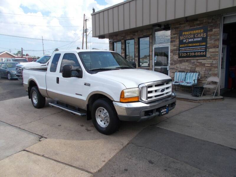 1999 Ford F-250 Super Duty for sale at Preferred Motor Cars of New Jersey in Keyport NJ
