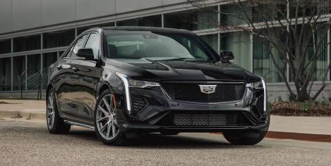 2020 Cadillac CT4 for sale at XS Leasing in Brooklyn NY
