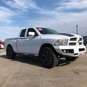 2010 Dodge Ram Pickup 1500 for sale at UNITED AUTO INC in South Sioux City NE
