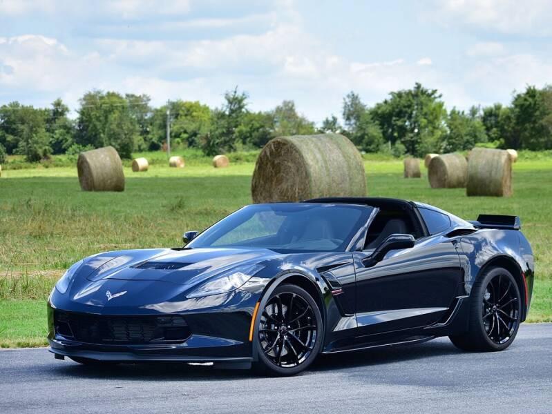 2019 Chevrolet Corvette for sale at Ehrlich Motorwerks in Siloam Springs AR