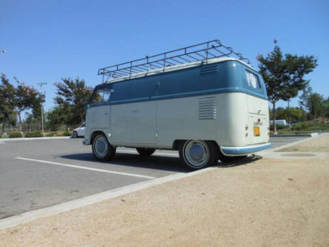 1956 Volkswagen Bus for sale at Hines Auto Sales in Marlette MI