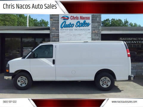 2014 GMC Savana Cargo for sale at Chris Nacos Auto Sales in Derry NH