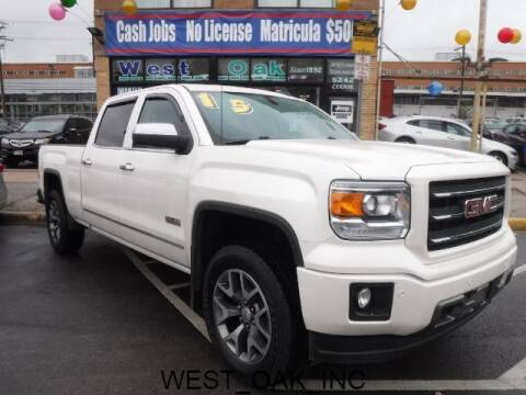 2015 GMC Sierra 1500 for sale at West Oak in Chicago IL