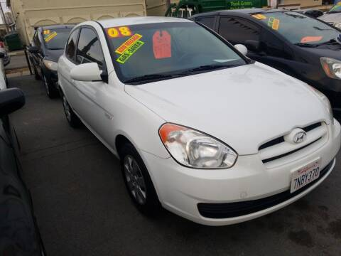 2008 Hyundai Accent for sale at North County Auto in Oceanside CA