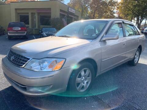 2004 Toyota Avalon for sale at Modern Automotive in Boiling Springs SC