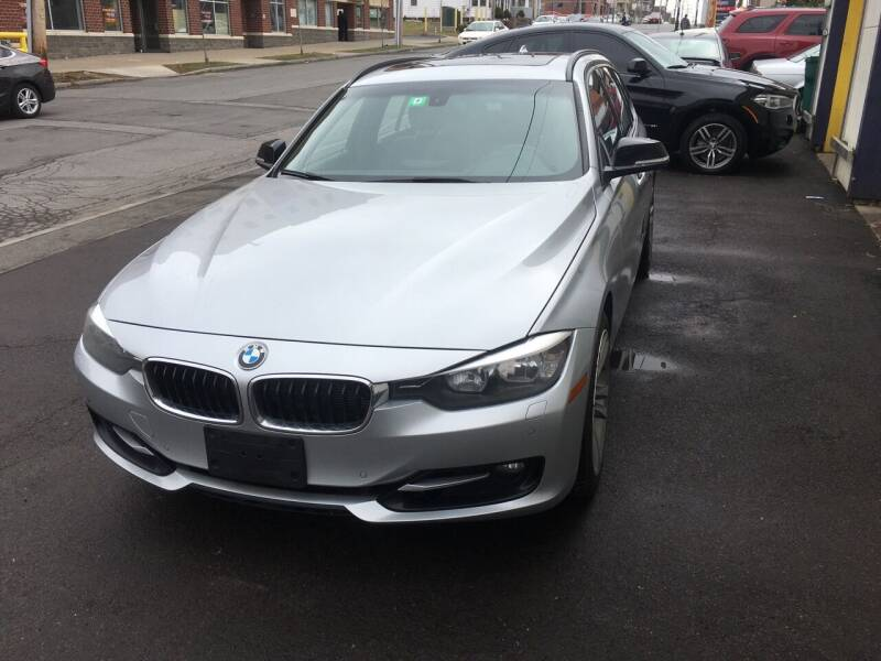 2014 BMW 3 Series for sale at B&T Auto Service in Syracuse NY