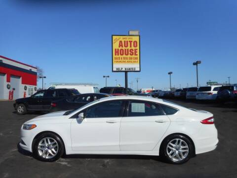 2013 Ford Fusion for sale at AUTO HOUSE WAUKESHA in Waukesha WI