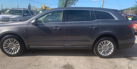 2010 Lincoln MKT for sale at FAIR DEAL AUTO SALES INC in Houston TX