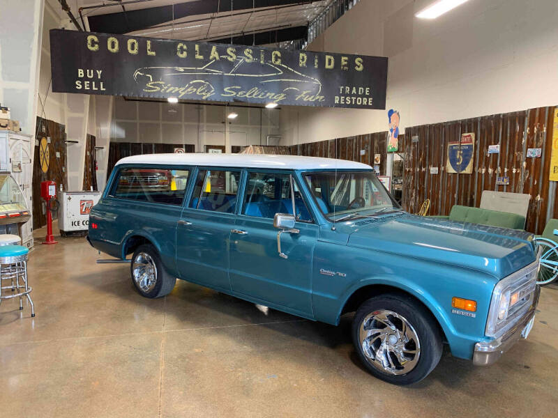 1972 Chevrolet Suburban for sale at Cool Classic Rides in Redmond OR