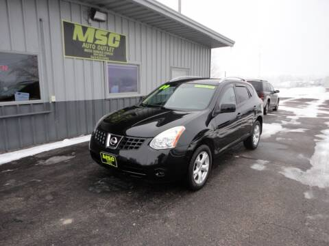 2009 Nissan Rogue for sale at Moss Service Center-MSC Auto Outlet in West Union IA
