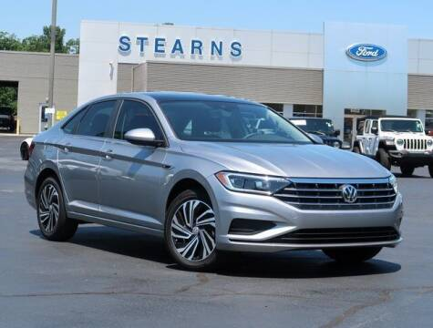 2020 Volkswagen Jetta for sale at Stearns Ford in Burlington NC