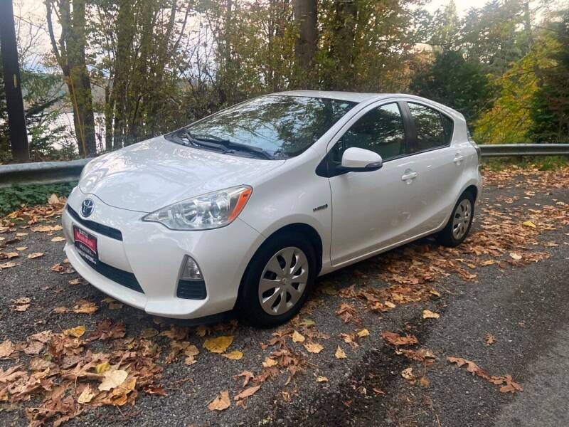 2013 Toyota Prius c for sale at Maharaja Motors in Seattle WA