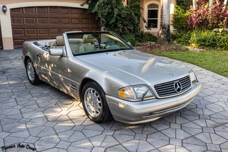 1998 Mercedes-Benz SL-Class for sale at Premier Auto Group of South Florida in Wellington FL